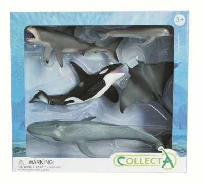 5 pcs Sea Life Set - 84072