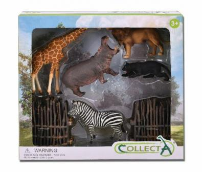 6 pcs Wild Life Boxed Set - 84136