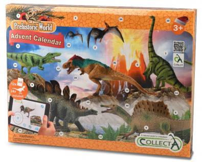 Prehistoric Advent Calendar