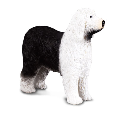 Old English Sheepdog - cats-and-dogs
