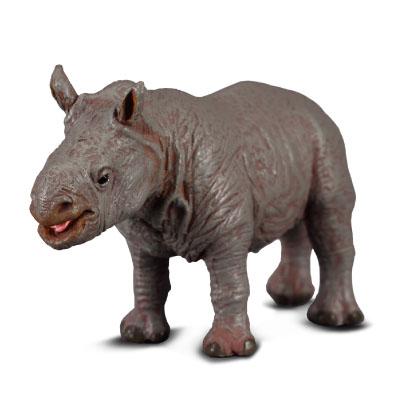 Cria de Rinoceronte Blanco