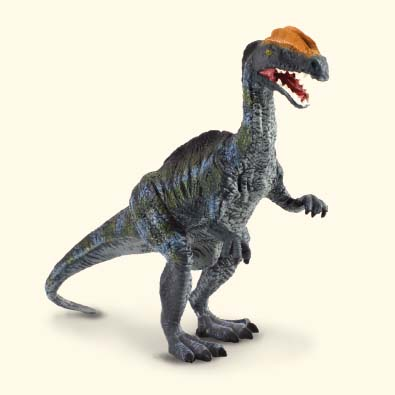 Dilophosaurus - age-of-dinosaurs-popular-sizes