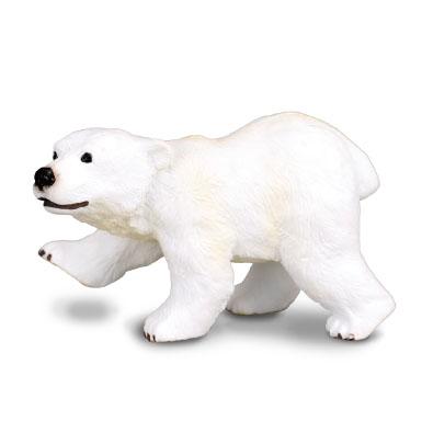 幼北极熊 - 站