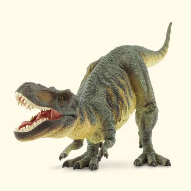 Tyrannosaurus Rex - Deluxe 1:40 Scale - age-of-dinosaurs-1-40-scale