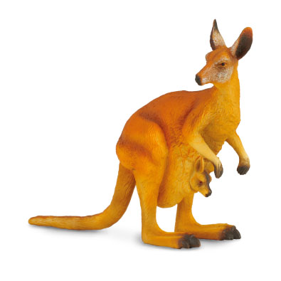 Red Kangaroo - 88302