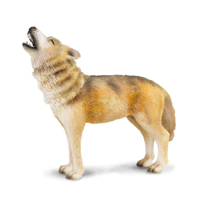 Timber Wolf - Howling - 88341
