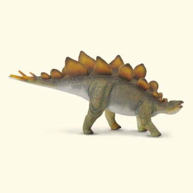 Stegosaurus - Deluxe  1:40 - age-of-dinosaurs-1-40-scale