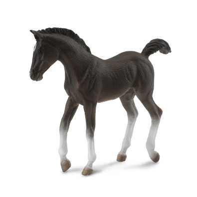 Tennessee Walking Horse Foal Black - 88452