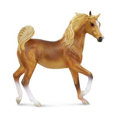 Arabian Mare Golden Chestnut - 88475