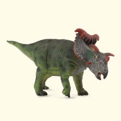 Kosmoceratops - age-of-dinosaurs-popular-sizes