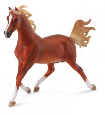 1: 12 Arabian Stallion – Chestnut - 88538