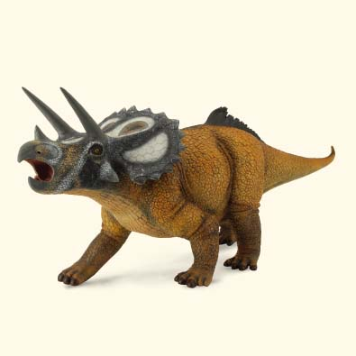 Triceratops - Deluxe 1:15 Scale - age-of-dinosaurs-deluxe-range