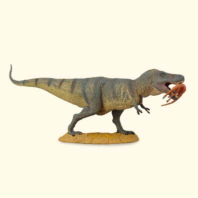 Tyrannosaurs Rex with Prey - Struthiomimus - 88573