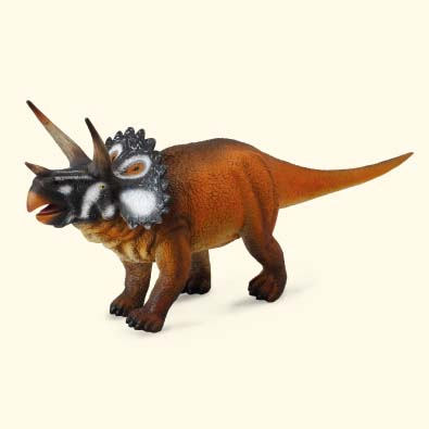 Triceratops - Deluxe 1:40 Scale  - age-of-dinosaurs-1-40-scale