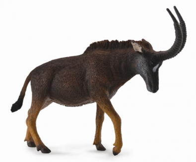 Giant Sable Antelope Female  - 88578