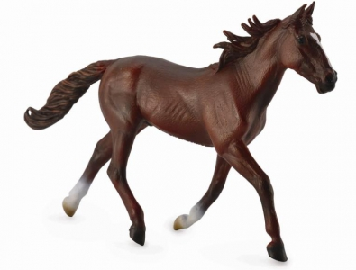 Standardbred Pacer Stallion Chestnut - 88644