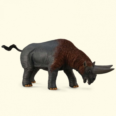 Arsinoitherium - Deluxe 1:20 - other-prehistoric-animals