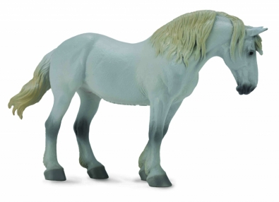 Percheron Mare – Grey  - 88702