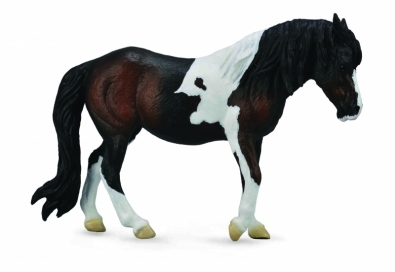 Dartmoor Hill Mare - Bay - horses-1-20-scale