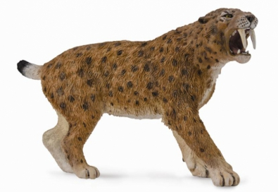 Smilodon  - other-prehistoric-animals