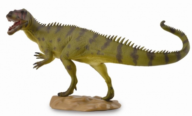 1:40 Torvosaurus with Movable Jaw - age-of-dinosaurs-1-40-scale