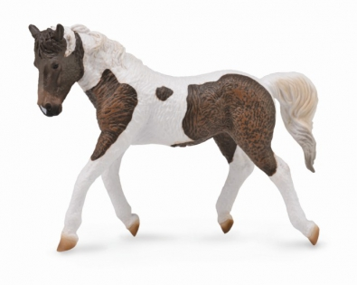 Curly Mare - horses-1-20-scale