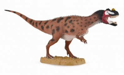 Ceratosaurus with Movable Jaw - Deluxe 1:40 Scale
