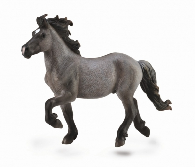 Icelandic Stallion Blue Dun - 88826