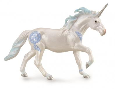 Unicorn Stallion - Blue