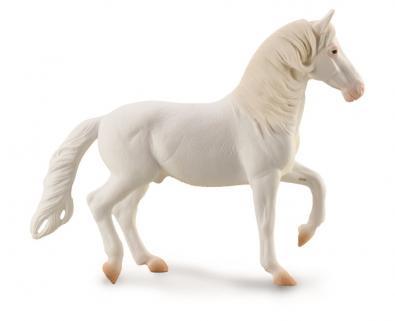 Caballo Camarillo Blanco - Blanco (no necesita mencionarse que es semental ya que muc agente sólo usa el nombre de Caballo Camrillo Blanco)