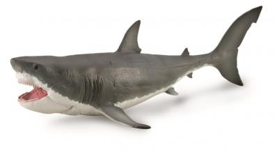 Megalodon with Movable Jaw - Deluxe 1: 60 Scale