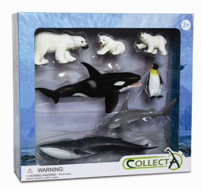 7pcs sea-life Boxed Set - 89110