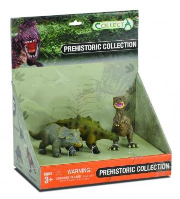 3pcs Baby prehistoric-life Life Set