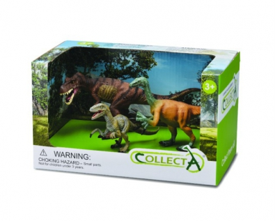 3pcs prehistoric-life Life Open Boxed Set - 89127