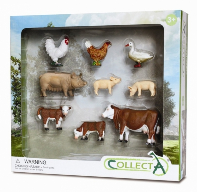 9pcs farm-life Boxed Set - 89130
