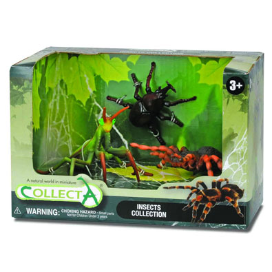 3pcs insects Open Boxed Set - 89132