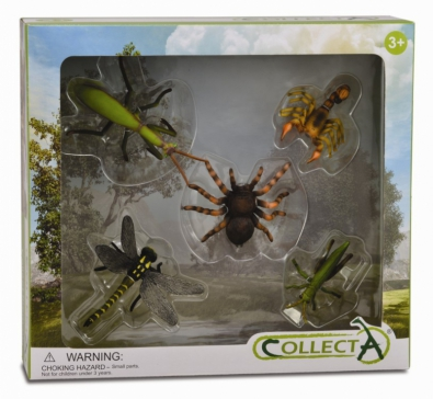 5pcs insects Boxed Set - 89135
