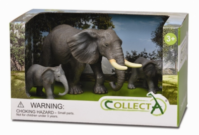 3pcs wild-life Open Boxed Set - 89151