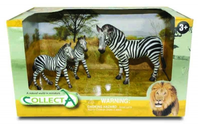 3pcs wild-life Open Boxed Set - 89154