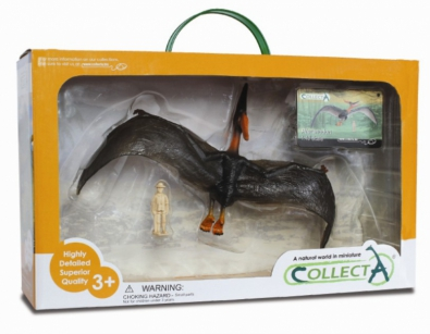 Pteranodon (Deluxe 1:40 Scale) Boxed Set - 89160