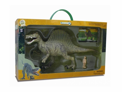Spinosaurus (Deluxe 1:40 Scale) Boxed Set - 89165