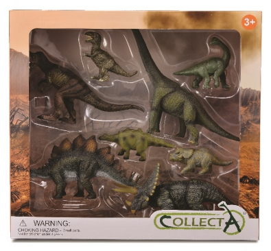 8pcs Prehistoric Life Boxed Set - box-sets