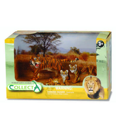 3pcs wild-life Open Boxed Set - 89204