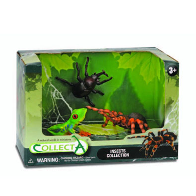 3pcs Invertebrate Open Boxed Set - 89205