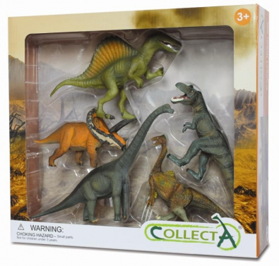 5pcs Prehistoric Boxed Set - 89218