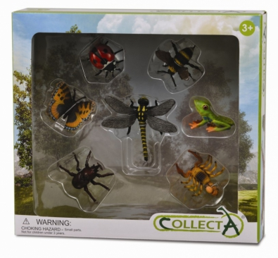 7pcs Insect Boxed set - 89268