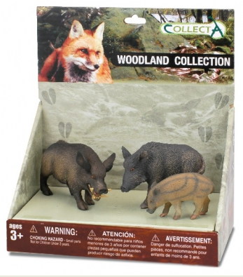 3pcs Woodland Set - box-sets