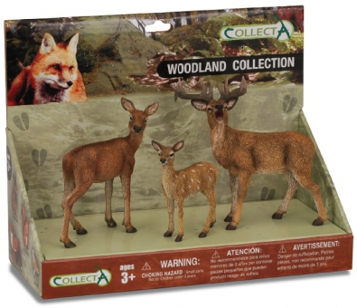 3pcs Woodland Set - 89273