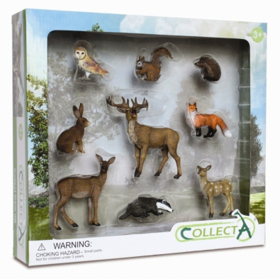 9pcs Woodland Boxed Set - 89274