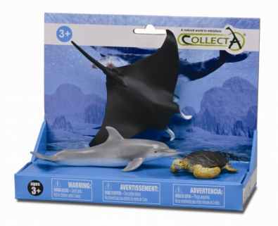 3pcs Sea Life Set - 89279